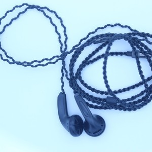 Flat Head MX500 Open Earphones