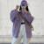 Deeptown/осенние женские блузки, модные, 2020, с длинным рукавом, в клетку, с принтом, женские рубашки, корейский стиль, рубашка свободного покроя, повседневная одежда - изображение