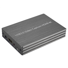 Video-Capture-Card OBS HDMI Live-Stream Broadcast-Case To 1080P 4K USB for Automatically