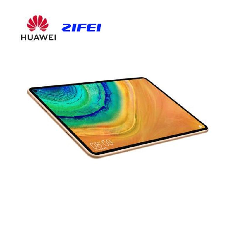 Планшет HUAWEI MatePad Pro, 10,8 дюйма, Kirin 990 Core, 2K IPS экран, 2560x1600, 7250 мАч, Type-C, 13 МП, камера