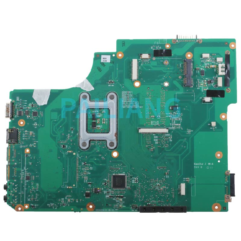 Pasion liang-placa-mãe para laptop toshiba satellite l500