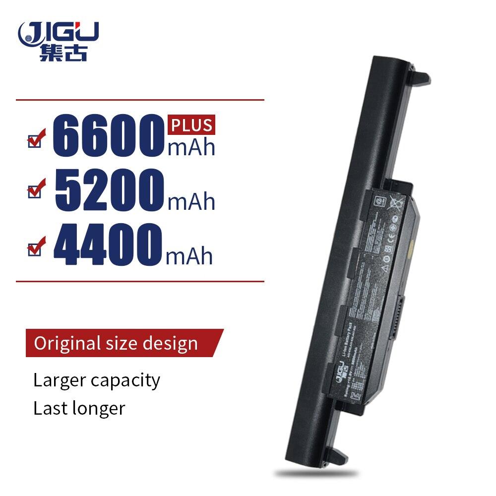 JIGU Laptop Battery A32-K55 A33-K55 A41-K55 For Asus A45 A55 A75 K45 K55 K75 R400 R500 R700 U57 X45 X55 X75 Series