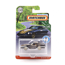 MATCHBOX Simulated city car collection Niss Datsun '82 SATSUN 280 ZX Toys for Childen Collect gifts