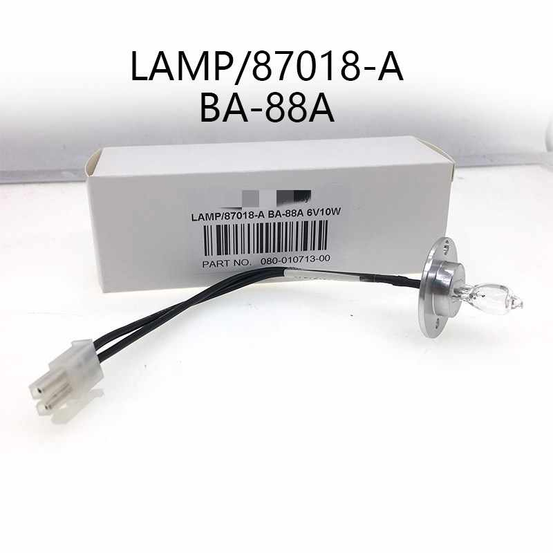 BA-88A 6V 10W Mindray Semi-automatic Biochemical Light Source Bulb LAMP//87018-A