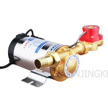 Household Stainless Steel Booster Pump Fully Automatic Water Heater Pipeline Pressurized Pump Mute Solar Energy Booster Pump household automatic booster pump water heater tap water mute pressurized water pump