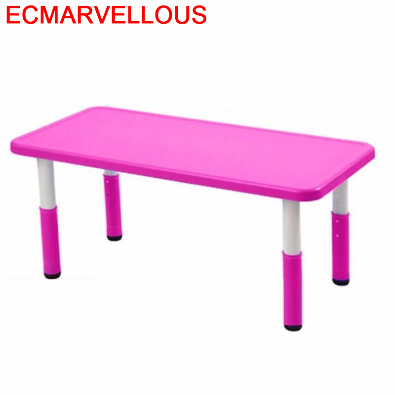 Baby Mesinha Pupitre Infantil Desk For Kids Silla Y Mesa Infantiles Kindergarten Kinder Bureau Enfant Study Children Table