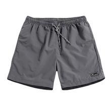 Новые мужские тонкие плавательные трусы купальник шорты пляжные шорты для плавания Шорты для плавания мужские спортивные шорты для бега