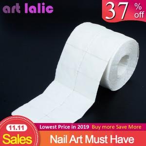 300 Lint Free Wipes Nail Polis