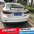 Для Mazda 6 спойлер ATENZA 2014-2018 Mazda 6 спойлер ATENZA TF RUIYI ABS пластик Материал заднее крыло автомобиля Цвет задний спойлер