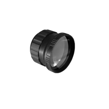 Original Pulsar 79096 visión nocturna NV50 adaptador de lentes Pulsar 1.5x aumento doble uso en Rifle Pulsar visión nocturna