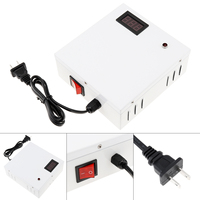 15 30KW Electricity Saving Box Power Saver Household Electricity Saving Device with LED Indicator Electricity Bill Killer to 30%