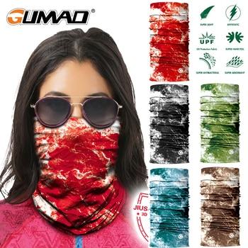Girl Men Windproof Sun Protection Cycling Bandana Face Scarf Tube Sport Masks Running Fishing Ski Headband Neck Gaiter Summer 1