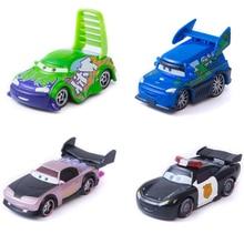 1:55 Diecast Disney Pixar Toys Cars Alloy-Model Gift Jackson Storm Mcqueen Mater Metal