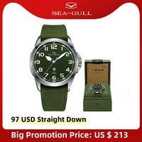Reloj de pulsera para hombre, accesorio deportivo mecánico automático, resistente al agua, militar, oficial, auténtico, 811.93.6106, 2021