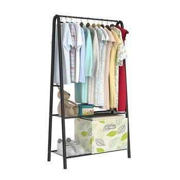 Multifunction Metal Hat Display Stand for Home Storage Simple Coat Rack
