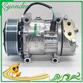 Для SD7H15 AC A/C компрессор охлаждающий насос 24V PV8 для грузовиков Scania грузовики 4 серии 114 340 380 124 360 400 420 440 470