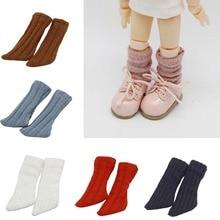 1Pair OB11 Blyth Doll Accessories 1/8 1/12 Socks For Dolls