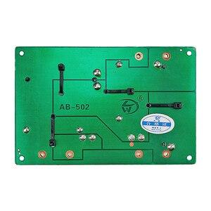 Image 5 - GHXAMP 380 Вт, 3,4 кГц, 2 полосный динамик, переключатель басов, двухсторонний делитель, Высокочастотный Низкочастотный динамик, стандартный 12 дБ/октябрь, 2 шт.