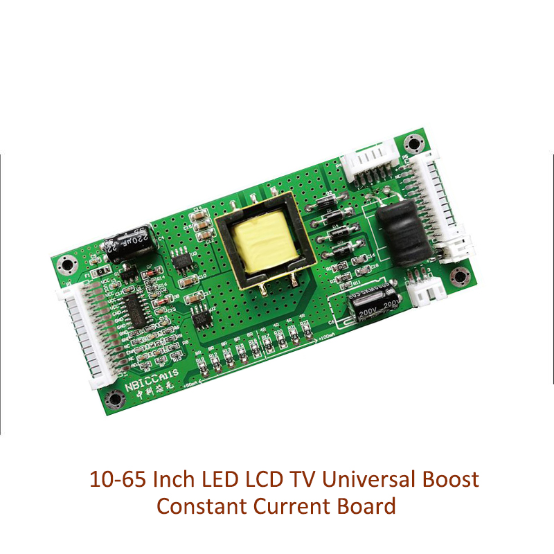 10-65 Inch Full Bridge Drive Backlight High Voltage Board Light Strip Booster <font><b>LED</b></font> LCD TV Universal Boost Constant Current Board image