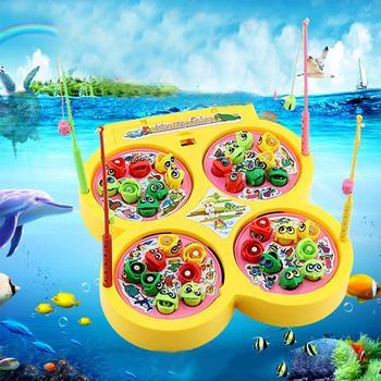 Zabawki dla dzieci fajne gry rozrywka i rozrywka cztery talerze wędkarskie bezpieczne i wygodne edukacyjne zabawki wędkarskie tanie i dobre opinie CN (pochodzenie) 2-4 lat 5-7 lat Urodzenia ~ 24 Miesięcy 8 ~ 13 Lat