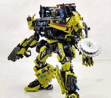 Nova transformação jh JH-01 MPM-11 catraca mpm11 filme edição figura de ação ko robô brinquedos com caixa em estoque