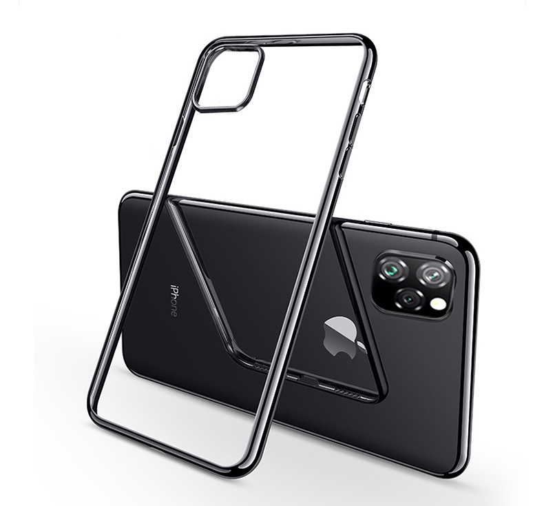 Bright Crystal Clear Case for iPhone 11/11 Pro/11 Pro Max 14