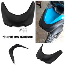 R 1200 GS Front Beak Fender Extension Wheel Cover Cowl Protector For BMW R1200GS R1200 GS LC Adventure ADV 2013 2014 2015 2016 motorcycle accessories headlight guard protector bracket for bmw r1200gs r1200 gs r 1200 gs lc adv adventure 2013 2014 2015 2016