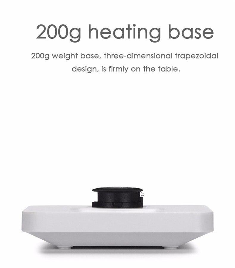 de água fervente 1200w strix termostato chaleira