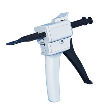 Epoxy AB Glue Gun 50ml Labeling Gun Mixed 1:1 Silicone Glue Tool Adhesive Bonding Extrusion Tool