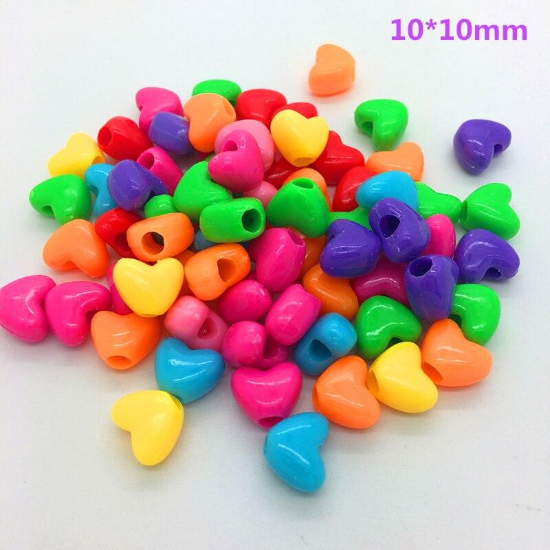 50 шт разноцветные акриловые бусины с перфорацией DIY серьги для изготовления ювелирных изделий ожерелье браслет аксессуары - Цвет: 02