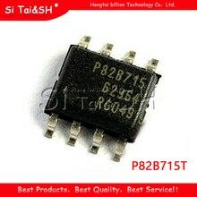 10 unids/lote P82B715T P82B715 SOP8 de extensión de Bus chip