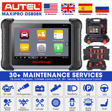 Autel MaxiDAS DS808K Automotive Diagnostic Scanner Car Scan Tool with OE Level All Systems Diagnosis Than DS708 DS808
