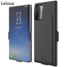Leioua Battery Charger Case untuk Samsung Note 10 Portabel Perjalanan Pengisian Power Bank Case Cover 7000 MAh untuk Samsung Catatan 10 Pro(China)