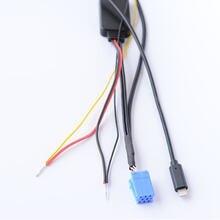 Автомобильный bluetooth модуль aux адаптер автомобильный комплект