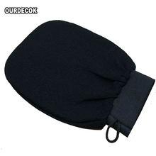 5 шт/лот Двусторонняя перчатка скраб для Хаммам Волшебная Перчатка