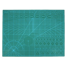 A2 Pvc כפול מודפס ריפוי עצמי חיתוך מחצלת תפירה מלאכת רעיונות לוח 60x45Cm טלאי בד נייר קרפט כלים