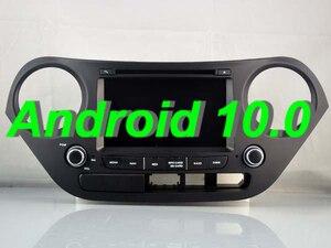 OTOJETA 7 Inch Android 10.0 Multimedia Video Player For HYUNDAI I10 2014-2015 GPS Navi Car Radio Touch Screen Stereo Head Unit