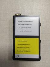Bateria especial PL 45L mah da grande capacidade do caribe 4200