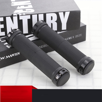 2pcs/1 Pair Mountain Road Cycling Bike Bicycle MTB Handlebar Cover Grips Smooth Soft Rubber Anti-slip Handle Grip Lock Bar End cycling mtb mountain road bike bicycle carbon handlebar cover handle grip bicycle parts anti slip rubber aluminum alloy