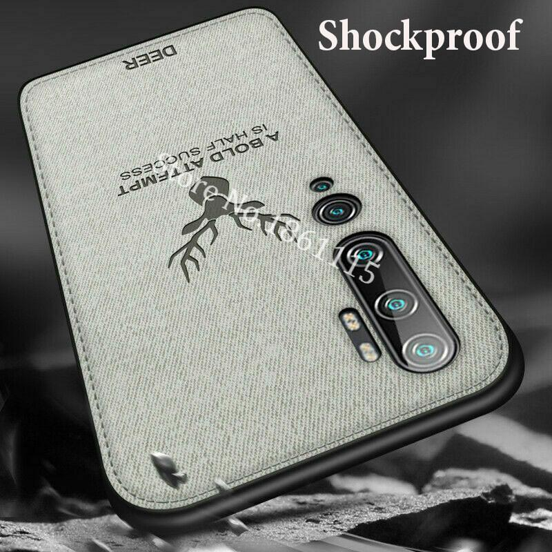 Classic Cloth Matte Skin Soft Fabric Phone Case Made Of Cloth Material And Soft TPU Material 1