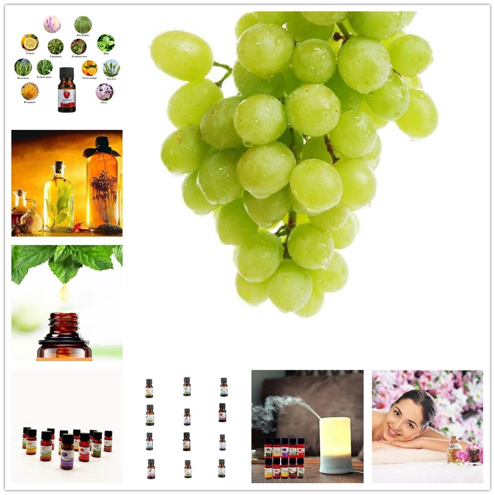 Nice Flavor Fruits Essence For Handmade Cosmetic Lip Gloss Base Lipgloss DIY Food Grade Grape Fragrance Essential Oil 8 Flavors