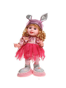 Musical-Toys Doll Singing Walking Animals Plush Baby Electronic Rabbit And for Children