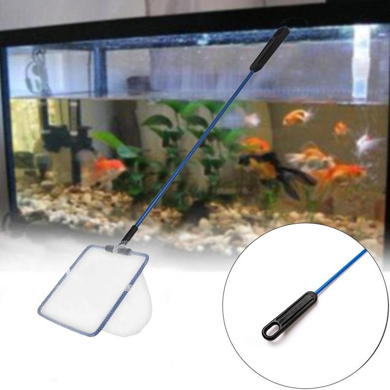8.5x6/10x8.5/13.3x10.8/15.3x12cm Aquarium Goldfish Fish Net