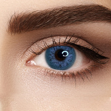 Contact Lenses Color For Eyes Cosplay Beauty Pupil For Eyes Cosmetics Wear Halloween GRAY&Brown Colored Available