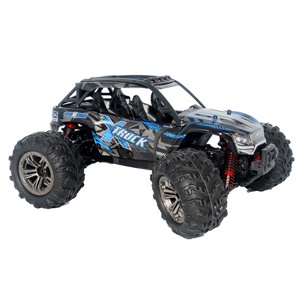 1:16 passe-temps télécommande véhicules jouets course chenille électrique enfants quatre roues motrices RC voiture hors route adultes cadeau
