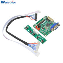 "6820-B 5V Universele Lvds Lcd Montor Screen Driver Controller Board 5V 10 ""-42"" Laptor Computer onderdelen Diy Kit Top(China)"