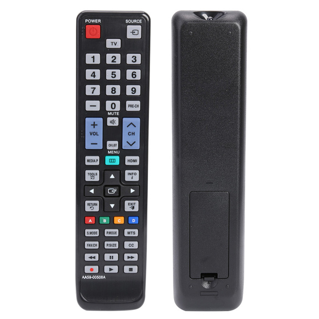 BN59 01014AรีโมทคอนโทรลสำหรับSamsung TV AA59 00508A AA59 00478A AA59 00466Aเปลี่ยนคอนโซลสมาร์ทคุณภาพสูง