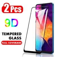 2PCS Schutz Film Screen Protector Glas Für Google Pixel 4A 4 3A 3 2 XL Volle Abdeckung HD Protecteurs gehärtetem Glas Zubehör
