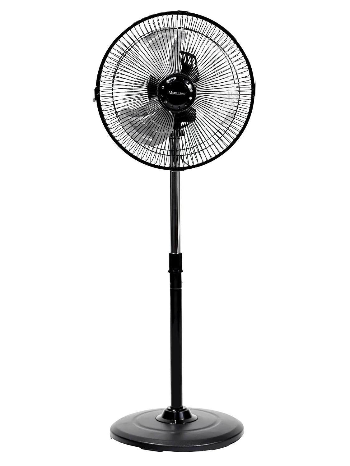 Fan 2in1 Stand Tabletop METAL 50W 10 ''inch Swivel 3 VELOCIDADE