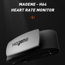 cycling Magene Mover H64 Dual Mode ANT+ amp Bluetooth 4 0 Heart Rate Sensor With Chest Strap Computer Bike Wahoo Garmin Sports cheap Bryton Wireless Stopwatch gps garmin Speed Cadence Sensor IP66 Heart Rate Monitor Bluetooth4 0 ANT + magene Sensor With Chest Strap